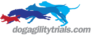 dogagilitytrials.com logo and home link
