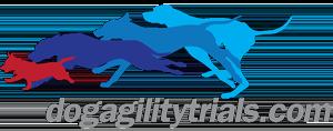 dogagilitytrials.com logo and home link