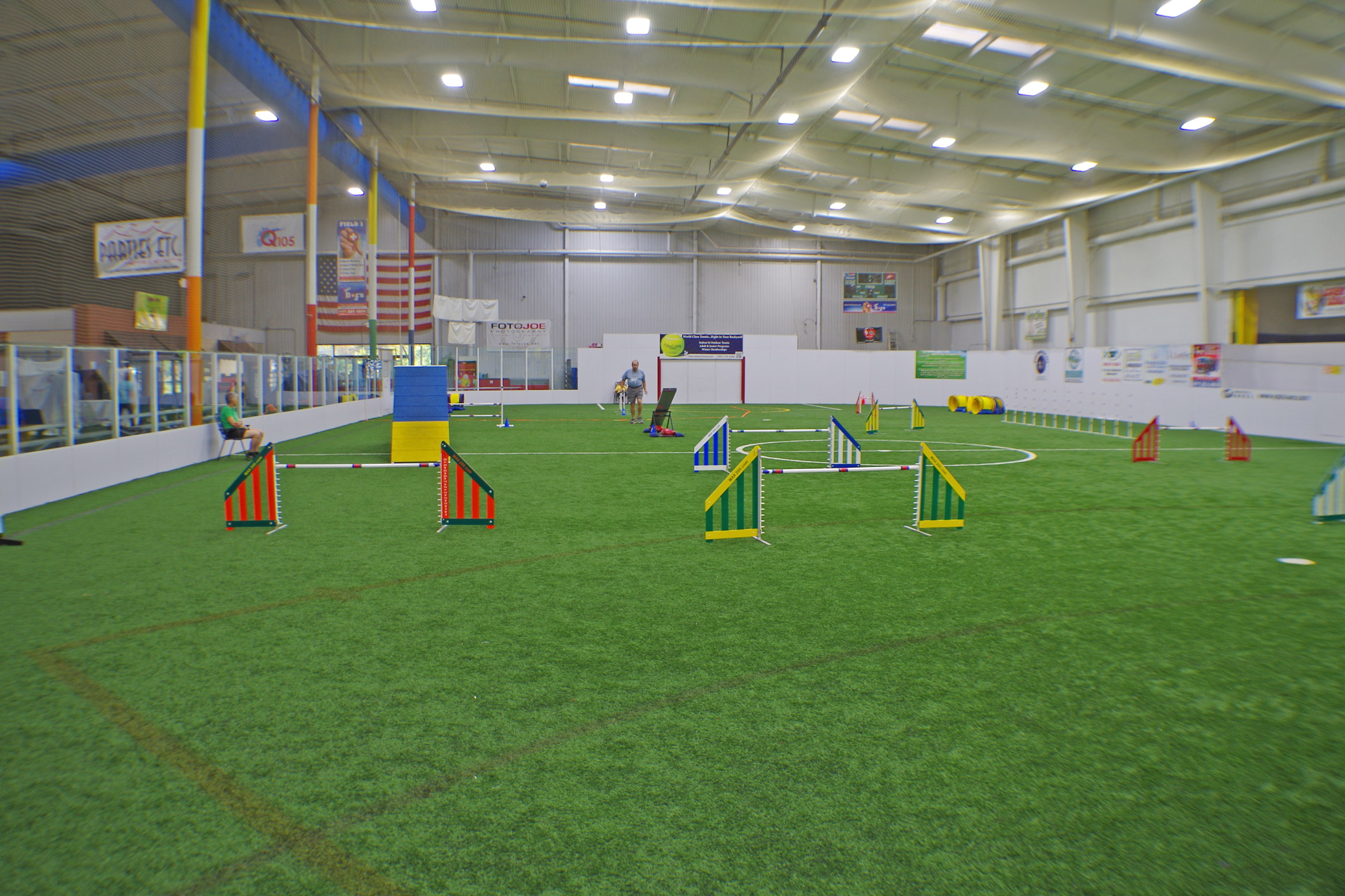 Agility Ring at Crown Center, Eden MD