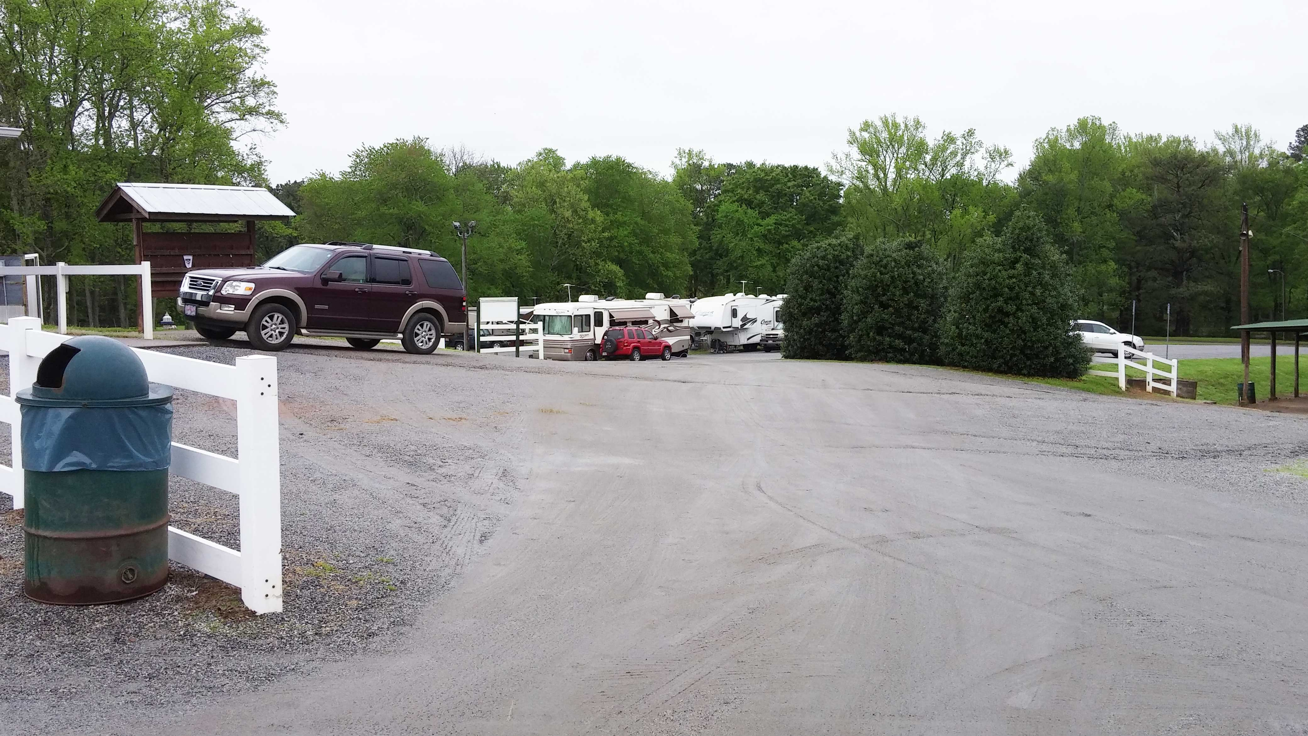 Overnight Options Wills Park Equestrian Center